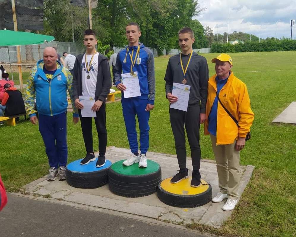 Шість медалей: кожен спортсмен з Чернігівщини виборов нагороду на етапі Кубку України , фото-1