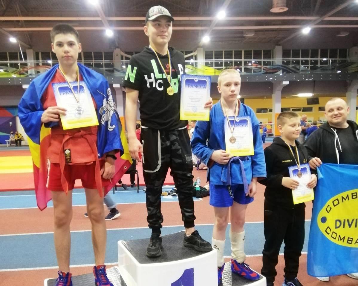 Зібрали медальний врожай: чернігівські самбісти вдало виступили на Кубку України, фото-1