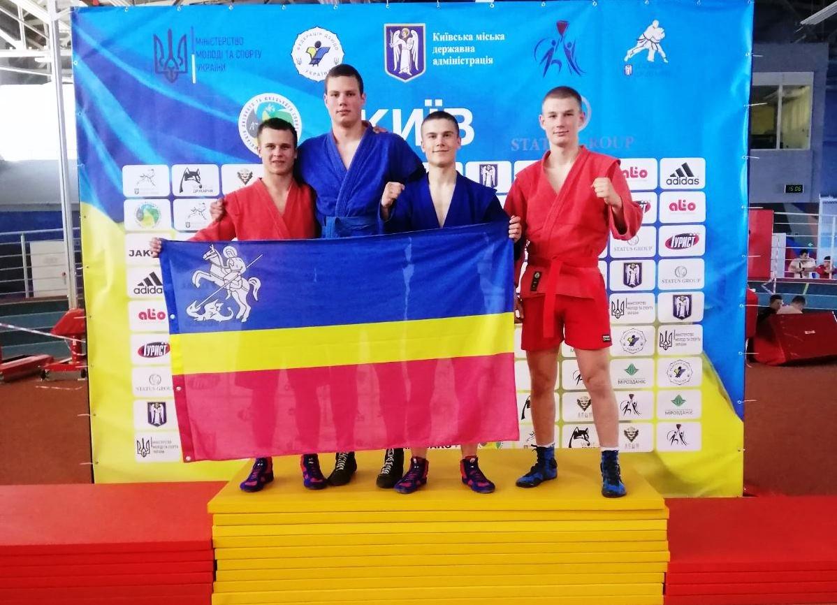 Зібрали медальний врожай: чернігівські самбісти вдало виступили на Кубку України, фото-3