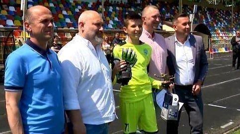 Юнаки з Чернігова вперше в історії стали футбольними чемпіонами України, фото-2