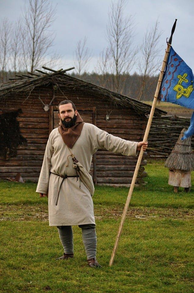 У Чернігові показали, як одягалися сіверяни тисячу років тому (ФОТО) , фото-2