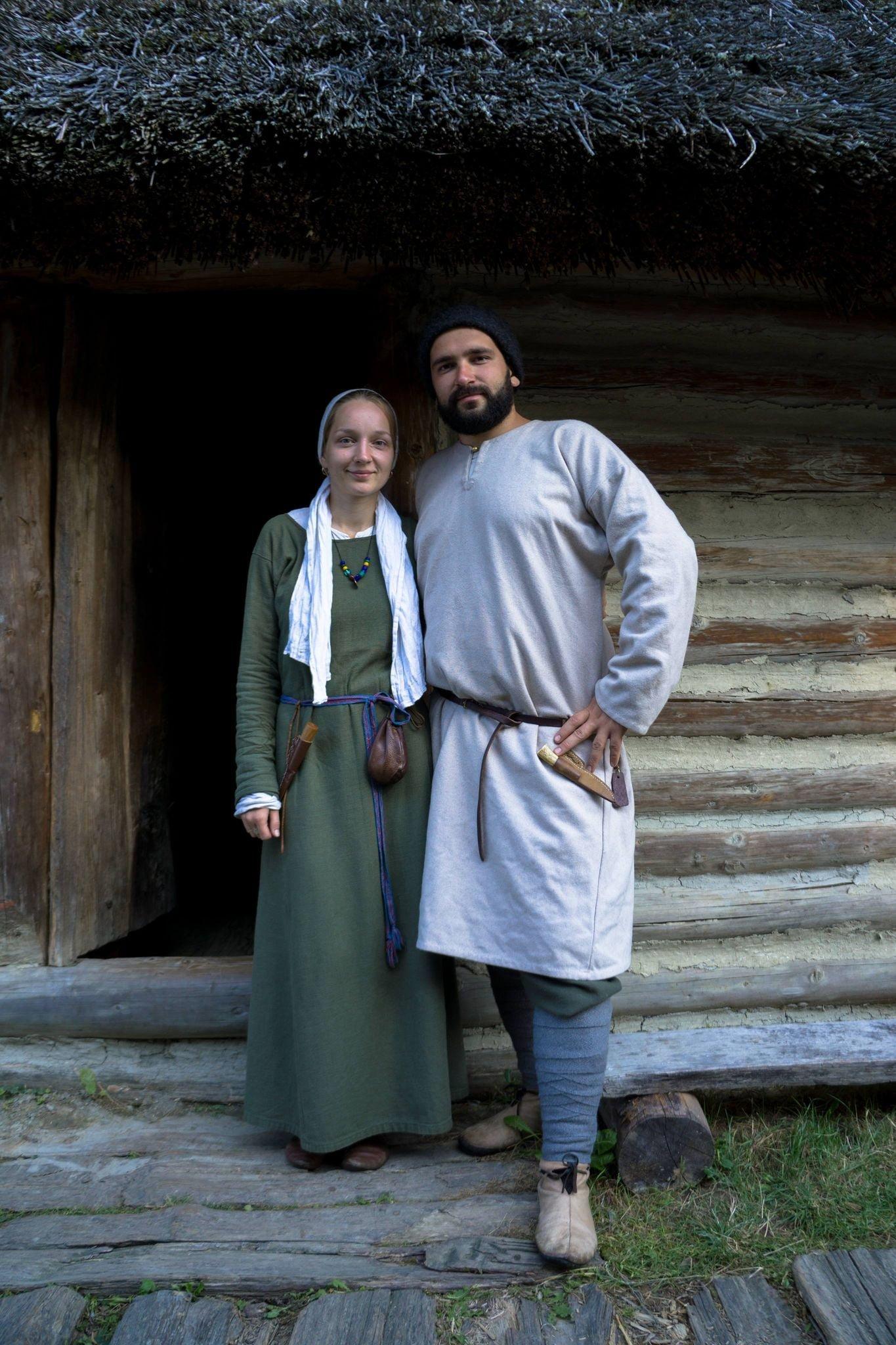 У Чернігові показали, як одягалися сіверяни тисячу років тому (ФОТО) , фото-1