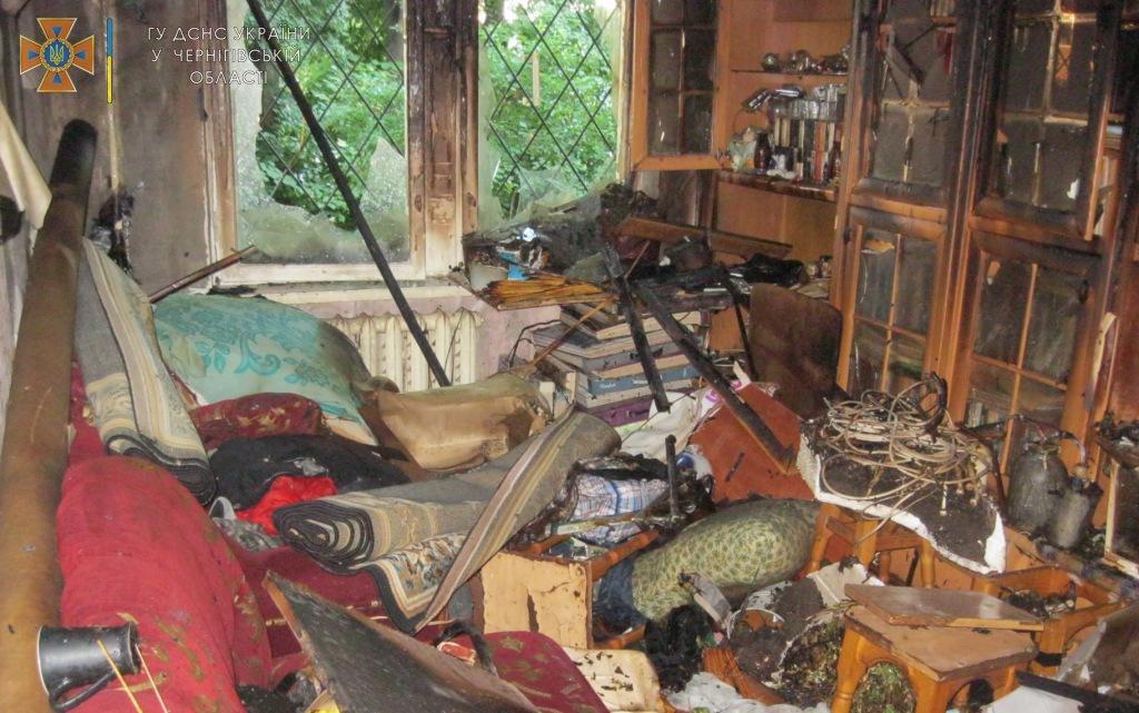 Пожежа у будинку на проспекті Миру: чому сусіди звинувачують поліцію у бездіяльності?, фото-1