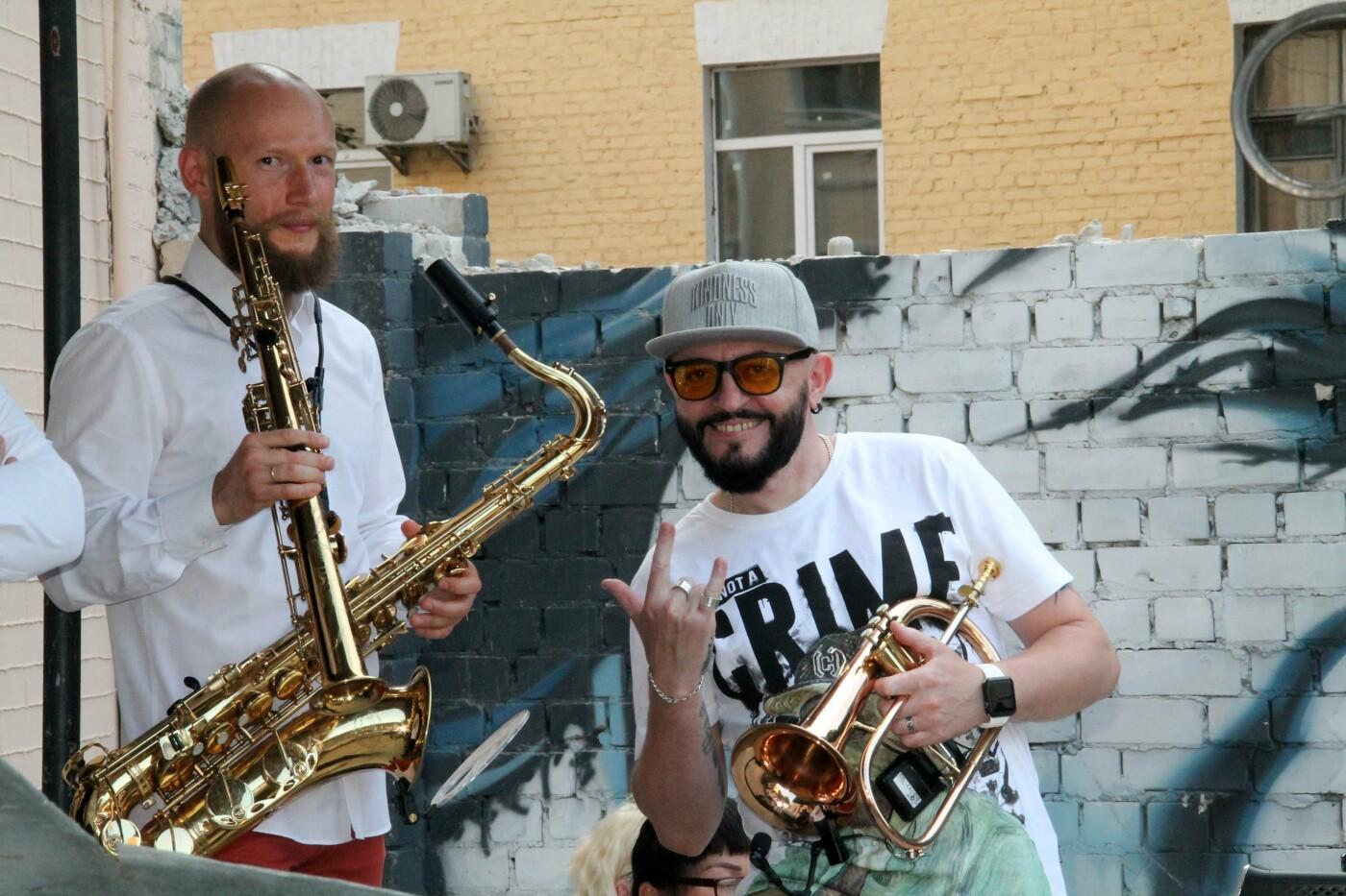Оновлений склад джаз-бенду «BissQuit» представив слухачам новий проєкт, фото-6