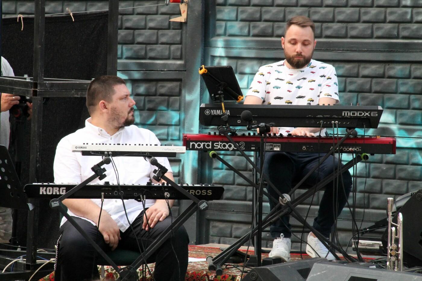 Оновлений склад джаз-бенду «BissQuit» представив слухачам новий проєкт, фото-9