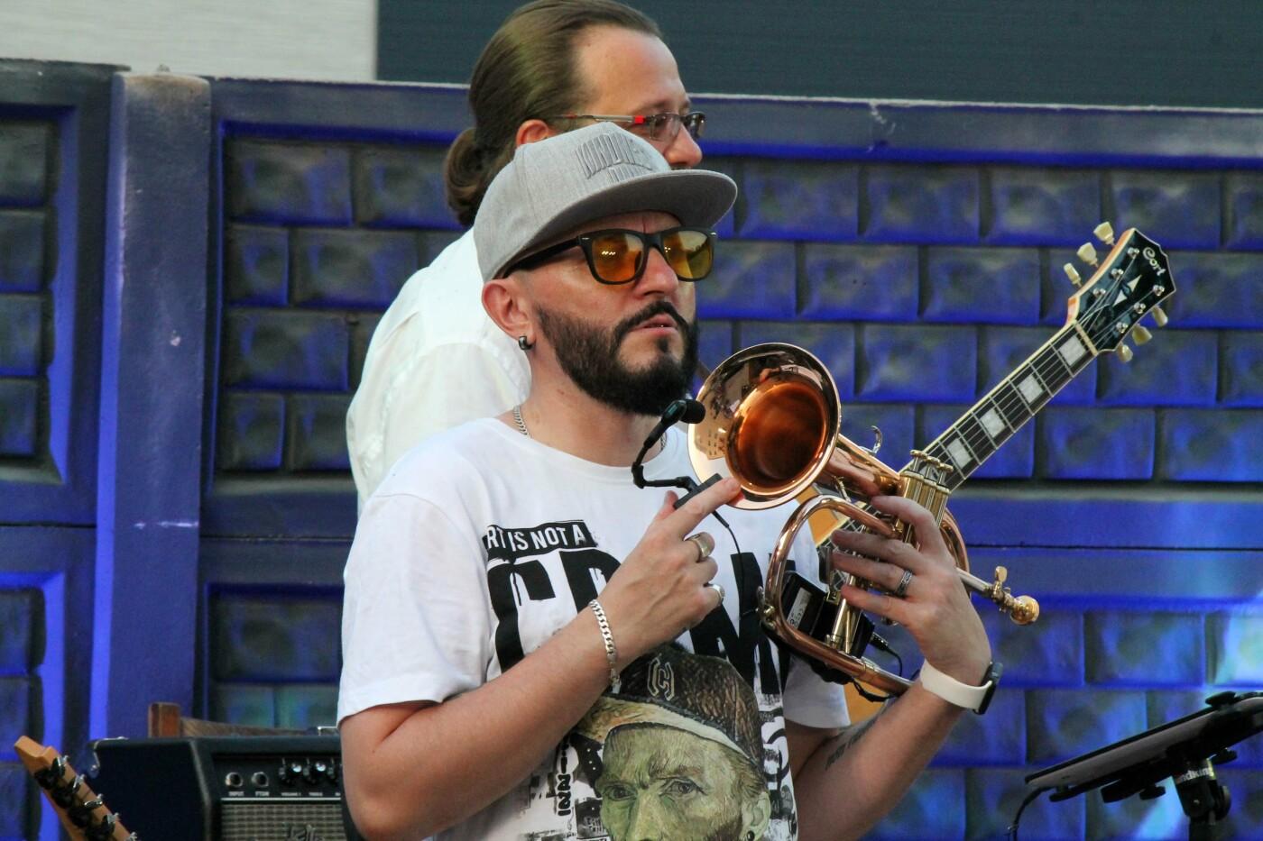 Оновлений склад джаз-бенду «BissQuit» представив слухачам новий проєкт, фото-7
