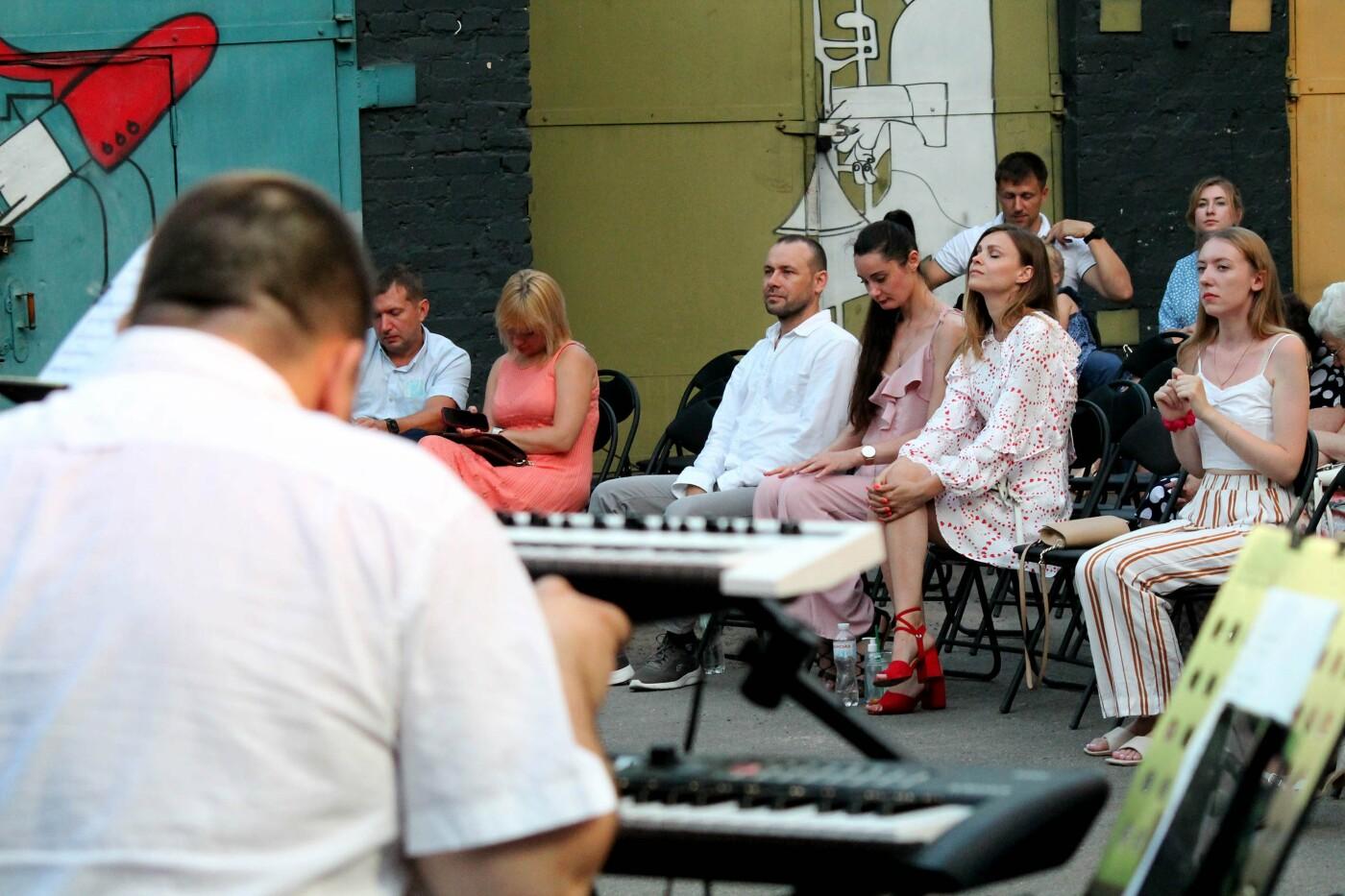 Оновлений склад джаз-бенду «BissQuit» представив слухачам новий проєкт, фото-11