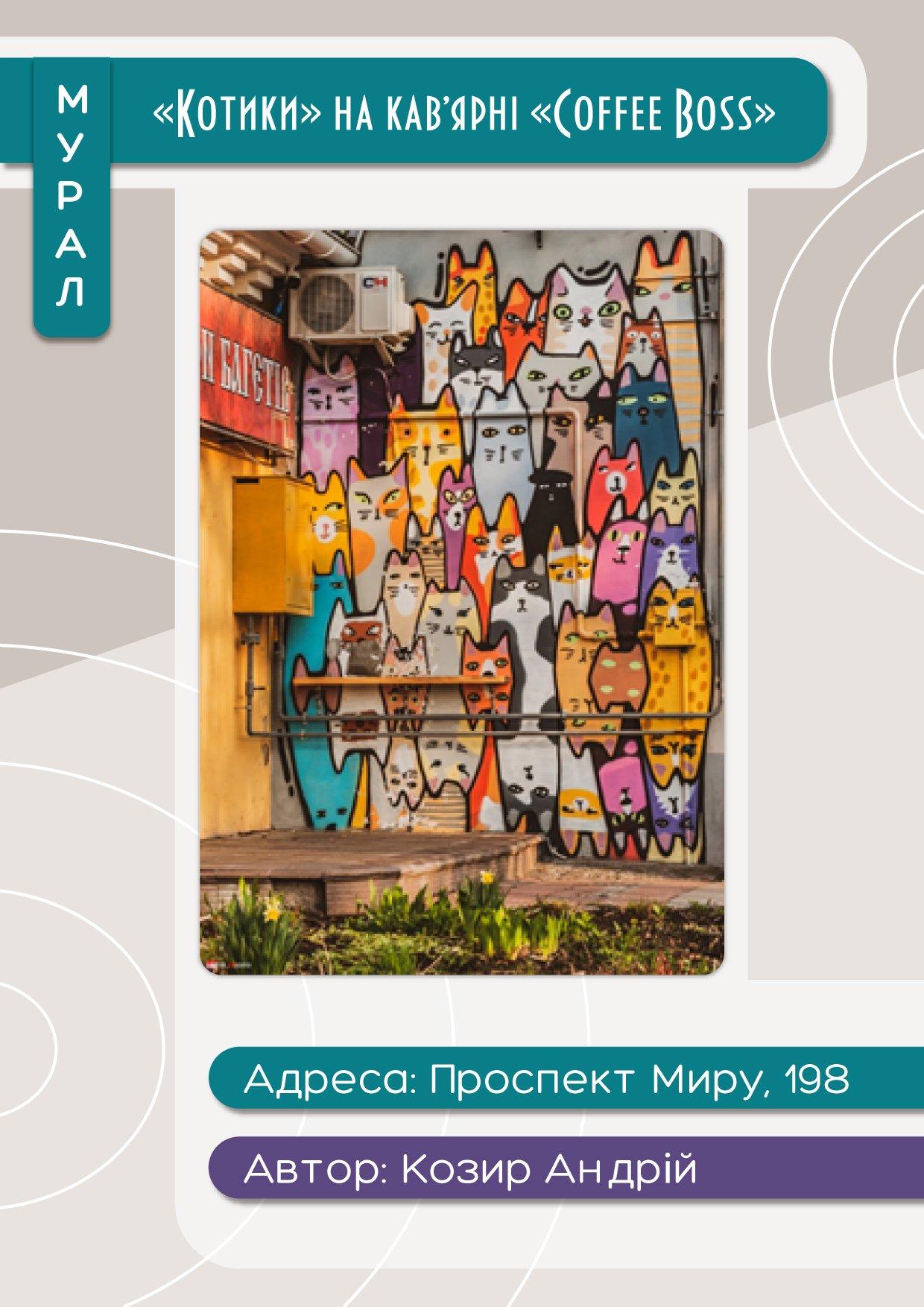 Мурали Чернігова зібрали в єдину базу (каталог), фото-1