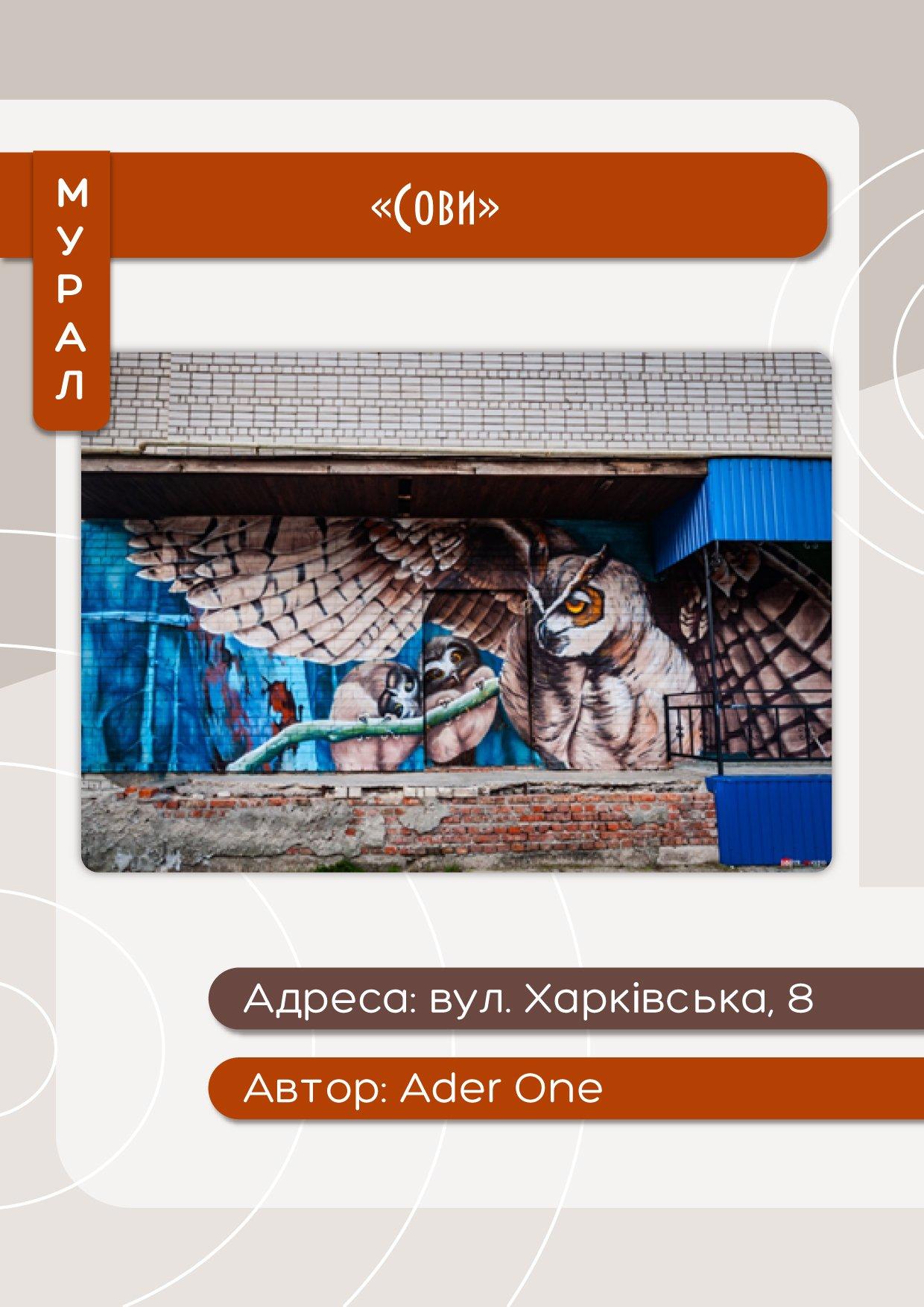 Мурали Чернігова зібрали в єдину базу (каталог), фото-5