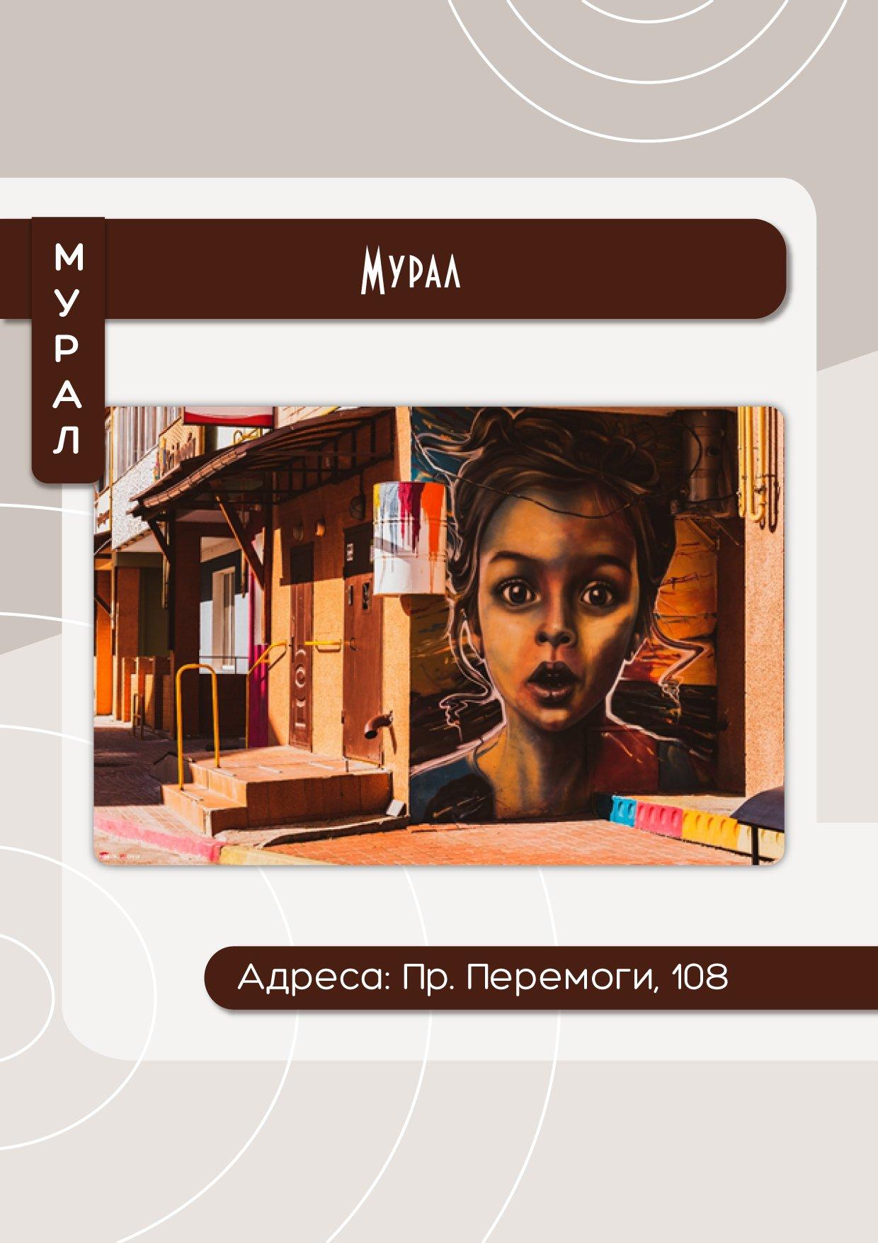 Мурали Чернігова зібрали в єдину базу (каталог), фото-4