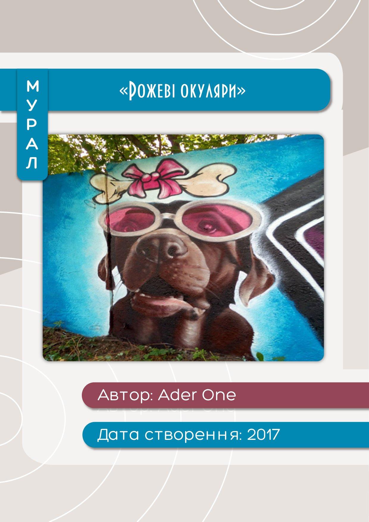 Мурали Чернігова зібрали в єдину базу (каталог), фото-3