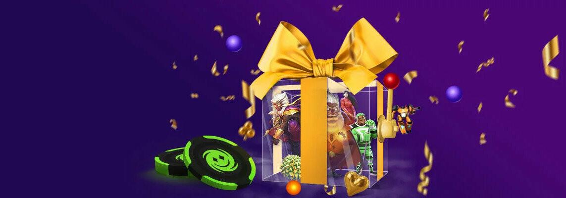 Награды казино Joker Win